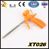 Alloy di alluminio Teflon Building Tools con CE Foam Gun (XT026)