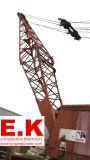 210ton de gebruikte Originele Machines van de Bouw van de Kraan van het Kruippakje Manitowoc (4100W)