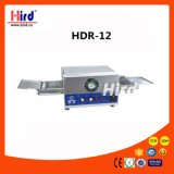 Machine électrique de traitement au four de matériel d'hôtel de matériel de cuisine de machine de nourriture de matériel de restauration de BBQ de matériel de boulangerie de la CE du four de pizza de convoyeur (HDR-12)