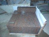 Fliese des Granit-G562, Mapel roter Granit-Bodenbelag