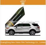 Película metálica de la ventana del alto rasguño anti de la transmisión el 70% para el vidrio del coche
