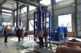 Máquina de gelo da câmara de ar de Focusun para Ámérica do Sul