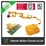 Flexibles PWB, fasten Kurve-Prototypen, ISO13485/Ts16949/UL