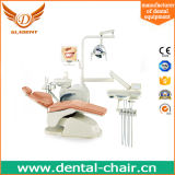 Lâmpada de sensor dental requintado da cadeira HK-610/Leather Cushion/LED