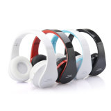 De vouwbare Draadloze Stereo Handsfree Microfoon van de Hoofdtelefoons van de Hoofdtelefoon Bluetooth voor de Slimme Telefoons van Samsung/van iPhone