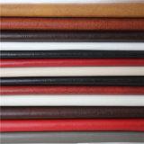 Couro resistente das matérias- primas da abrasão para o Upholstery do sofá (138#)