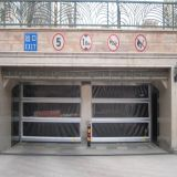 Automatischer Hochgeschwindigkeitsplastikrollen-Blendenverschluss-schnelle Tür (HF-1118)
