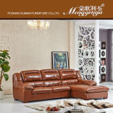 Chat comodo New Style L Shape Leahter Sofa (91X)