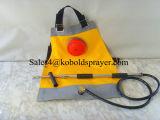 Equipo resistente del fuego de la bomba de mano del PVC del rociador del agua de la lucha contra el fuego
