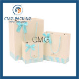 Zurückführbarer Form-Geschenk-Papierbeutel-Hersteller (DM-GPBB-103)