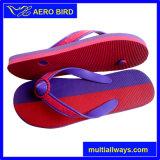 Einfache beiläufige PET Hefterzufuhr-Sandelholz-Schuhe mit Entwurfs-Brücke