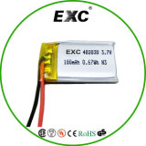 Lipo ricaricabile Battery 3.7V 180mAh Polymer Battery 402030 per Bluetooth Headset