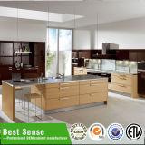 Gabinete de cozinha elegante durável e estável de China