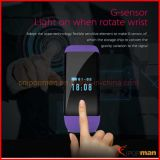 Jw018 지능적인 팔찌, W5 지능적인 팔찌, H8 지능적인 팔찌
