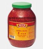 中国からの510g Sambal Oelekの唐辛子ののりの唐辛子ソース