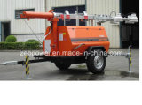 Yanmar/Kubota/with Perkins Engine (LT8800)를 가진 9m/4 Light Mobile Light Tower