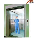 병원에서 이용되는 기계 룸을%s 가진 안전 침대 엘리베이터