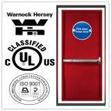 2016년. UL Certificarte를 가진 새로운 Design Steel Fire Proof Door