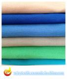 Fabbricato di cotone dello Spandex della saia (XY-SP2014003)