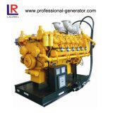 generador 50Hz 1500rpm refrigerado por agua del gas 625kw