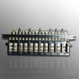 Bloco terminal do RUÍDO para o medidor trifásico da eletricidade (MLIE-TB001)