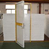 Portello di alluminio rivestito della stoffa per tendine della polvere bianca di colore Kz201 con il grande formato del comitato di alluminio