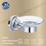 Support d'assiette de savon de produit de salle de bains d'acier inoxydable (F12-07)