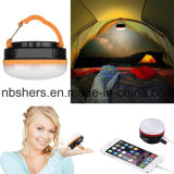 Rechargeable LED Camping와 Emergency 소형 Lantern USB Outlet 180lm