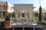 De Kolom van het Zandsteen van het Standbeeld van het Beeldhouwwerk van de hars