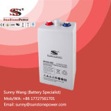 Baterías solares del gel de la batería 2V 350ah del sistema eléctrico del ciclo profundo