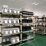 Movimentações da C.A. de Gk600 VFD para a máquina de estaca de papel