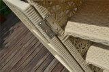 防水樹脂の柳細工のテラスのホーム及び庭の藤の収納キャビネット
