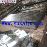 lamiera di acciaio ondulata galvanizzata 4X8