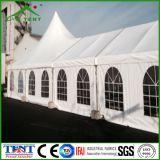 Tente de luxe 8X20m de tente d'écran de tente d'usager