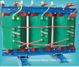transformateur sec de classe de 630kVA 10kv, transformateur à haute tension