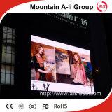 P16 extérieur Full Color Video DEL Sign pour Advertizing Screen