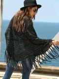 Плащпалата свитера способа женщин подрезанная праздником