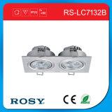 Luz de teto popular do diodo emissor de luz do modelo 3X1wx2 SMD2835