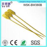 Selos plásticos da segurança do preço de grosso de Factury do selo de China com amostra livre