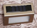 Lumière de l'énergie Fq-N110 solaire pour le jardin fixé au mur
