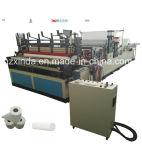 Máquina de la fabricación de papel de tejido de tocador del cuarto de baño