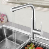 Edelstahl Kitchen Pull out Faucet mit CSA Certificated