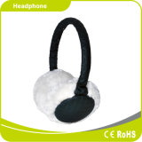 O estéreo do luxuoso protege o auscultadores morno de Smartphone do sustento das orelhas