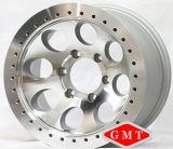 Алюминиевая оправа 16X8 колеса замка шарика
