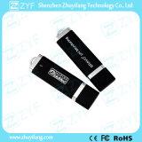 Kurzes Entwurfs-Plastik8gb USB-Laufwerk mit Firmenzeichen (ZYF1841)