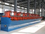 Linha de processamento do minério do Hematite/Limonite para a recuperação do ferro do ouro