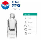 6ml/8ml/10ml/12ml/15ml Clear Glass Bottle