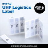 Estrangeiro H3 9662 da etiqueta da caixa da logística da freqüência ultraelevada de RFID