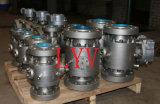 Шариковый клапан нержавеющей стали запечатывания металла