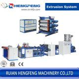 Machine en plastique d'extrusion de feuille de pp picoseconde (HFSJ100-700A)